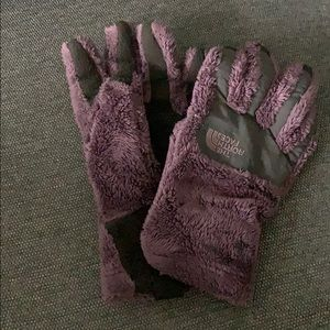 The North Face Thermal E-Tip Fleece Glove- M